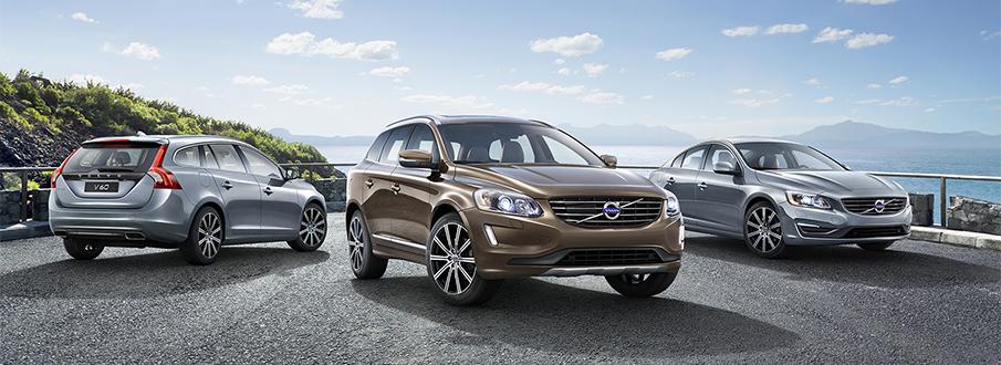 Volvo Ремонт по моделям
